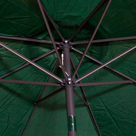Best Patio Umbrella Fabric by 9 Ft 8 Ribs Replacement Umbrella Cover Canopy Green Top