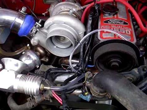 Ford Ranger Turbo Kit by Ford Ranger 97 Turbo Walkaround