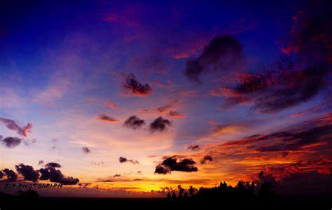 wallpaper langit langit senja by elinrose on deviantart