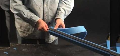 latex weapon tutorial how to make a level three foam boffer sword for larping
