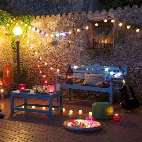 Small Patio Lighting Ideas by Ideas Para Patios Ideas Para La Decoraci 243 N De Patios Y