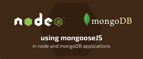 tutorial node js easily develop node js and mongodb apps with mongoose scotch