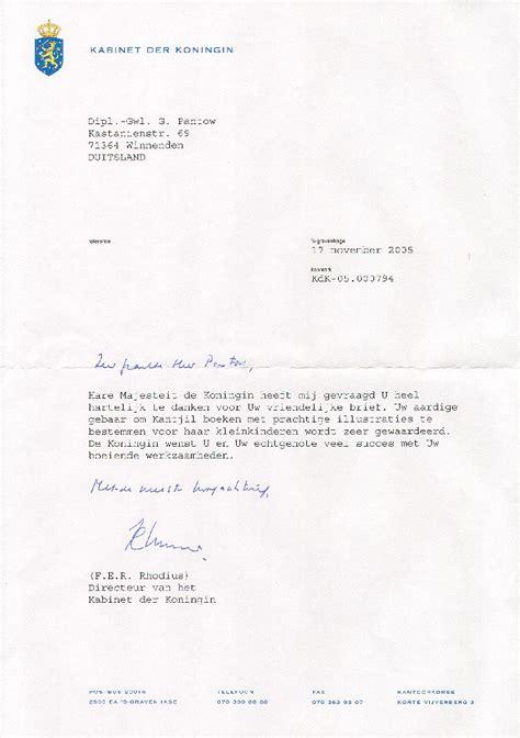 Mit Freundlichen Grüßen Unterschrift Briefe Der K 246 Nigin Meine B 252 Cherhomepage