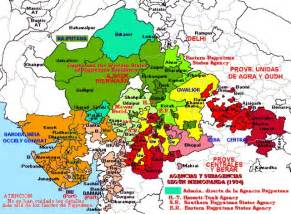 hisatlas map  rajputana agency