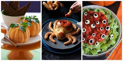 25 spooky halloween dinner ideas best recipes for
