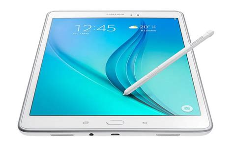 Tablet Samsung Galaxy A With S Pen samsung introduces galaxy tab a with s pen stylus
