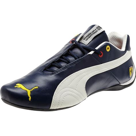 ferrari shoes puma ferrari future cat 10 leather men s shoes ebay