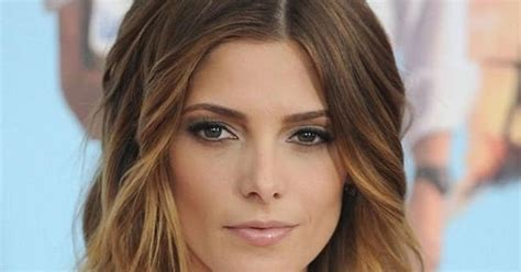 ashley greene with beautiful ombre kreativer hotspot ich hab die haare sch 246 n