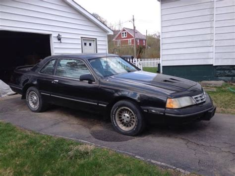 small engine service manuals 1988 ford thunderbird head up display 1988 ford thunderbird lx coupe for sale photos technical specifications description