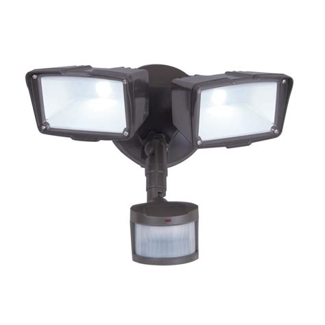 all pro 270 degree bronze motion activated sensor outdoor