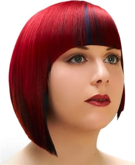 asymmetrical bob with a fat face best hairstyles for round faces hairstyles 2017 hair
