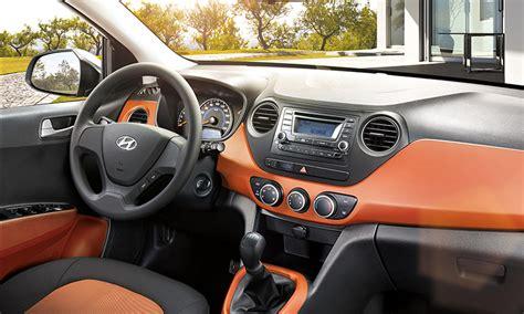 Hyundai Grand I10 Images Interior by Hyundai Grand I10 M 233 Xico Interior Acabados Bicolor Autos