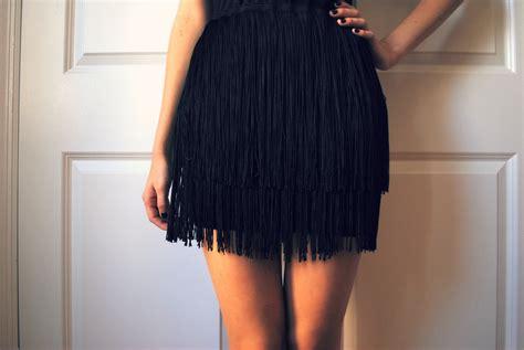 diy skirt diy flapper fringe skirt 171 m j
