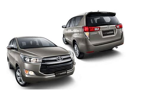 Tanduk Depanbumper All New Fortuner 2016 new toyota innova 2016 price review and image of