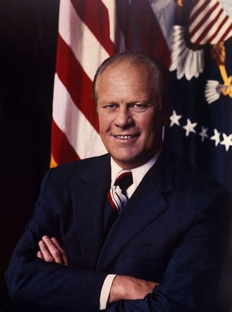 Gerald Ford The 38th President Dies At 93 by Gerald Ford