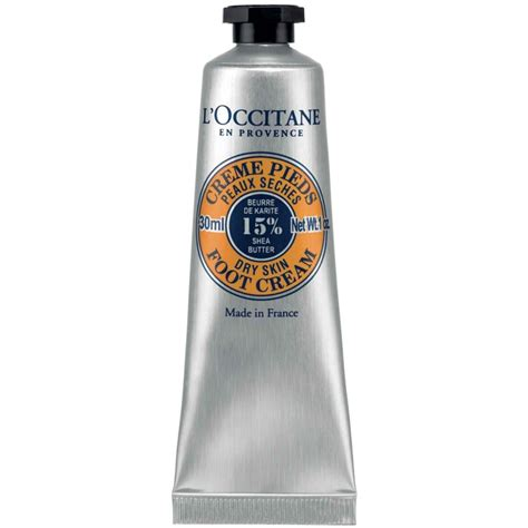 Loccitane Shea Butter Foot 150 Ml l occitane shea butter foot 150 ml 163 15 95
