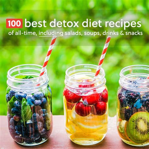 At Home Detox Diet Drinks by Home Detox Recipe To Cleanse Your Back To Health