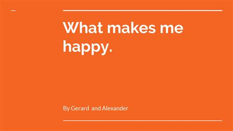 What Makes Me Me - what makes me happy by mireia ripoll issuu