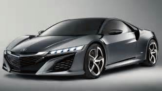 When Is The Acura Nsx Coming Out 2016 Acura Nsx Rumors Specs Performance And More