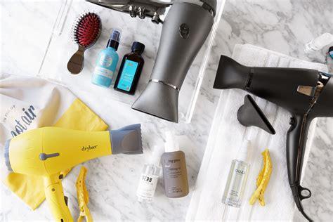Drybar Hair Dryer hair oils and dryers for smooth shiny hair the