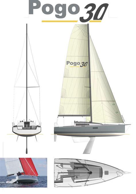 sailboat layout location de voilier pogo 30