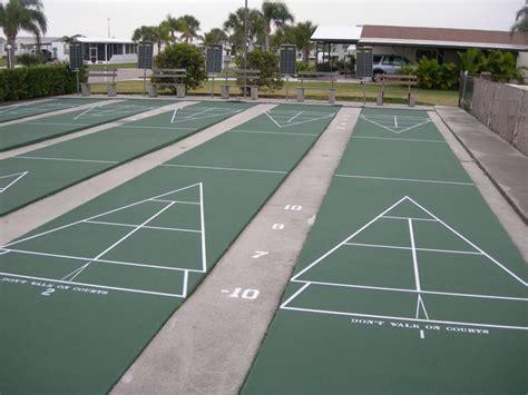 backyard shuffleboard court image gallery shuffleboard court
