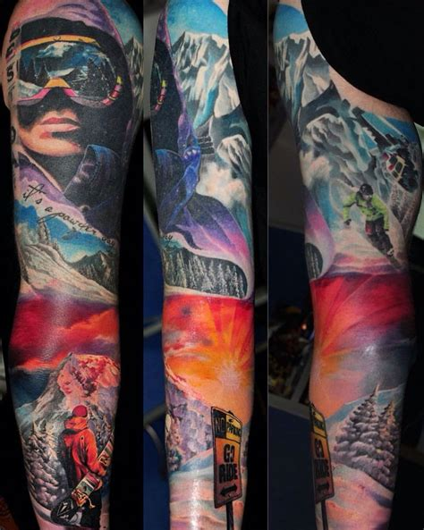 snowboard tattoo best 25 snowboarding ideas on