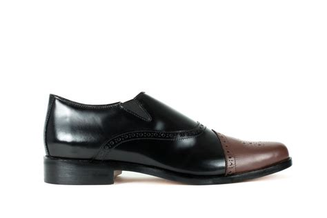 Bespoke Handmade Shoes - the exclusive bespoke brogue loafers