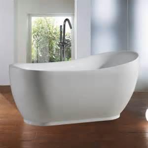 purescape 71 quot x 36 quot freestanding acrylic bathtub wayfair