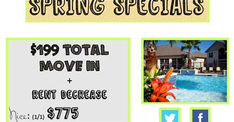 Apartment With Specials My Apartment Home Awesome Apartment Specials For The