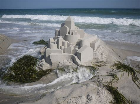 calvin seibert 35 incredible beach sculptures you won t believe are made