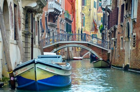living on a boat in venice travel photo work commute by boat in venice the roaming