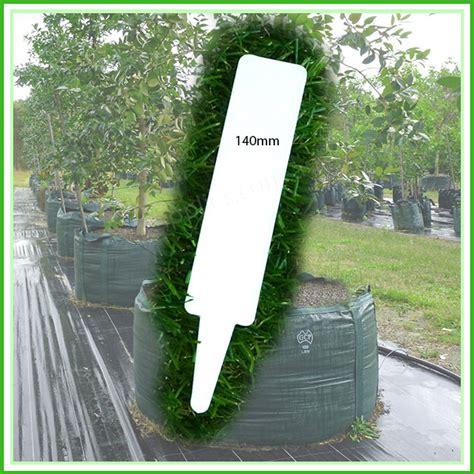 Plastic Planter Bags by 140mm Plastic Plant Tag Label Planter Bag Supplies