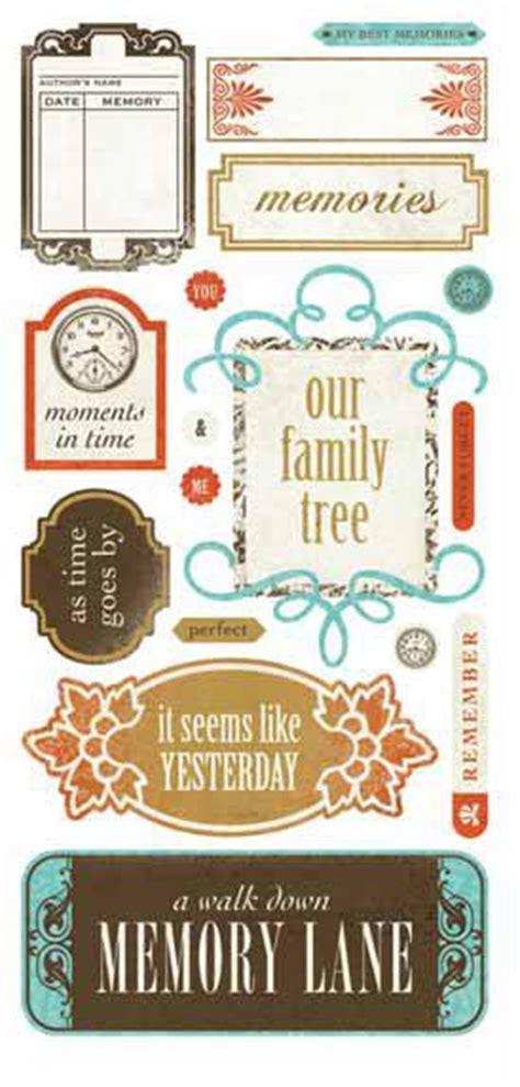 Adinata Bg Note Book Ast heritage title decorative stickers