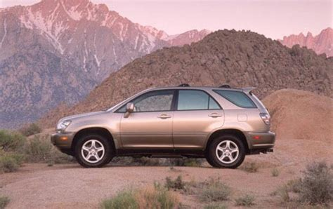 lexus rx300 2003 lexus rx 300 information and photos zombiedrive