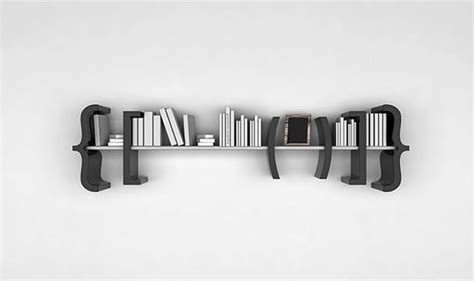 creative and bookcase designs home trendy