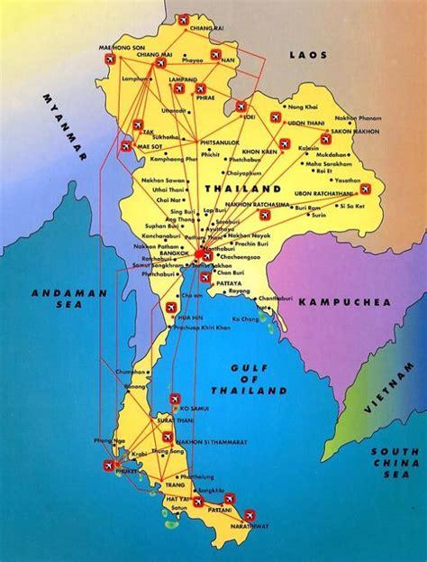 voli interni thailandia thailandia un viaggio alla scoperta dei paesi produttori