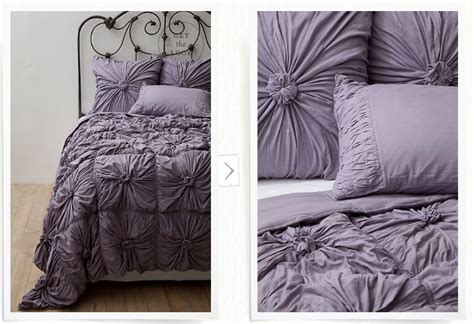 Rosette Bedding by Rosette Quilt Lavender Bedding Home