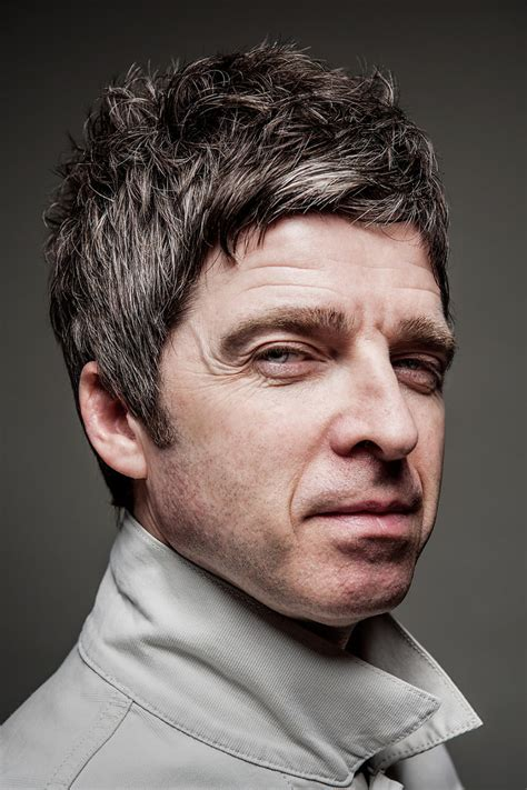 Offices by Noel Gallagher For Shortlist Magazine Andrew Shaylor