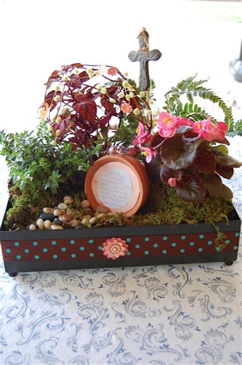 Easter Garden Ideas An Easter Garden Celebrating The Empty Happy Home