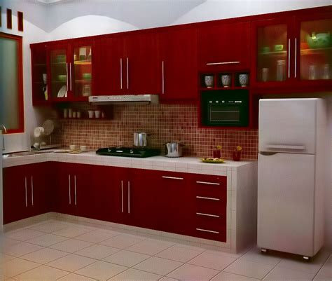 Set Kabinet Dapur Harga 70 Model Gambar Kitchen Set Minimalis