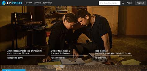 film gratis timvision film streaming 2017 i migliori siti per vedere film online