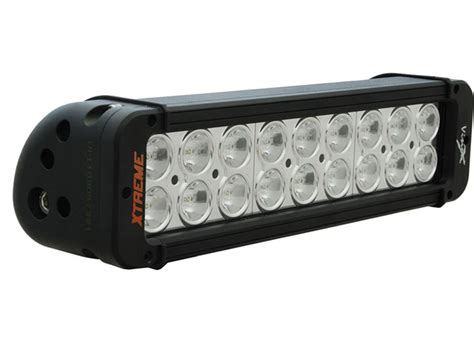 vision x led light bar vision x xmitter xtreme led light bars sharptruck