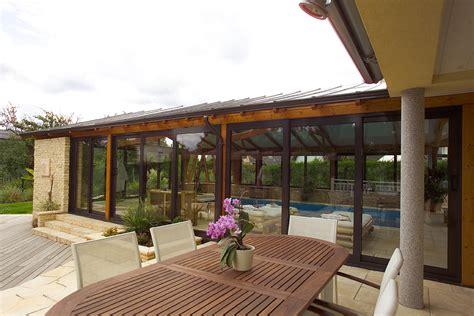 pro veranda parasols et pergolas pro v 233 randa bois aluminiumaccueil