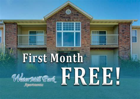4 Bedroom Apartments Springfield Mo by Watermill Park Apartments Springfield Mo Apartment Finder
