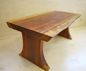 Live Edge Coffee Table Live Edge Redwood Coffee Table Craftsman Coffee Tables Burlington By Vermont