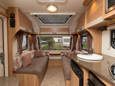 Interior Fittings For Kitchen Cupboards bailey pursuit 430 4 review bailey caravans practical