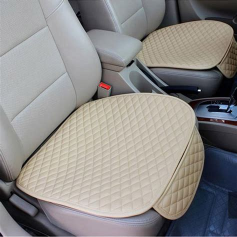 Cars With Comfortable Front Seats by Car Front Seat Cushion Universal Pad Comfort Soft Free