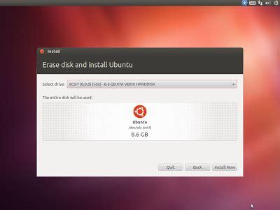 tutorial linux ubuntu 12 04 tutorial instalasi linux ubuntu 12 04 menggunakan