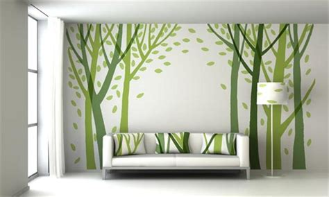 impressive creative wall decor decorating ideas images in wall painting ideas architectural design